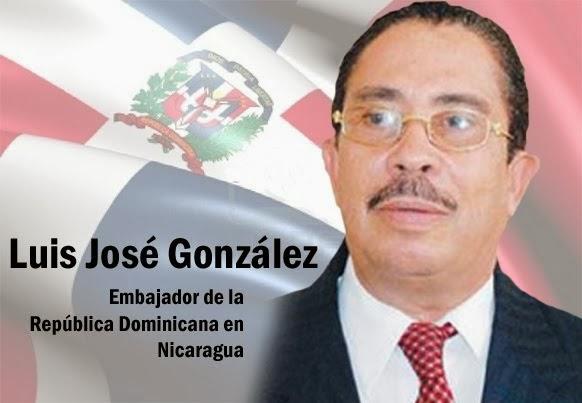 Embajador Luís José Gonzáles