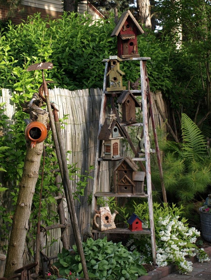 Фото садовых качелей своими руками