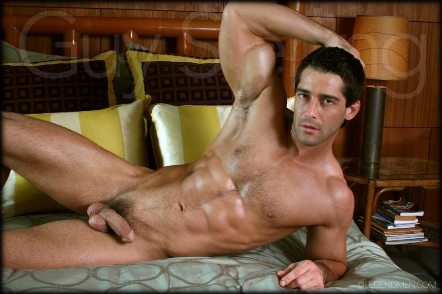 Model Guy Sterling