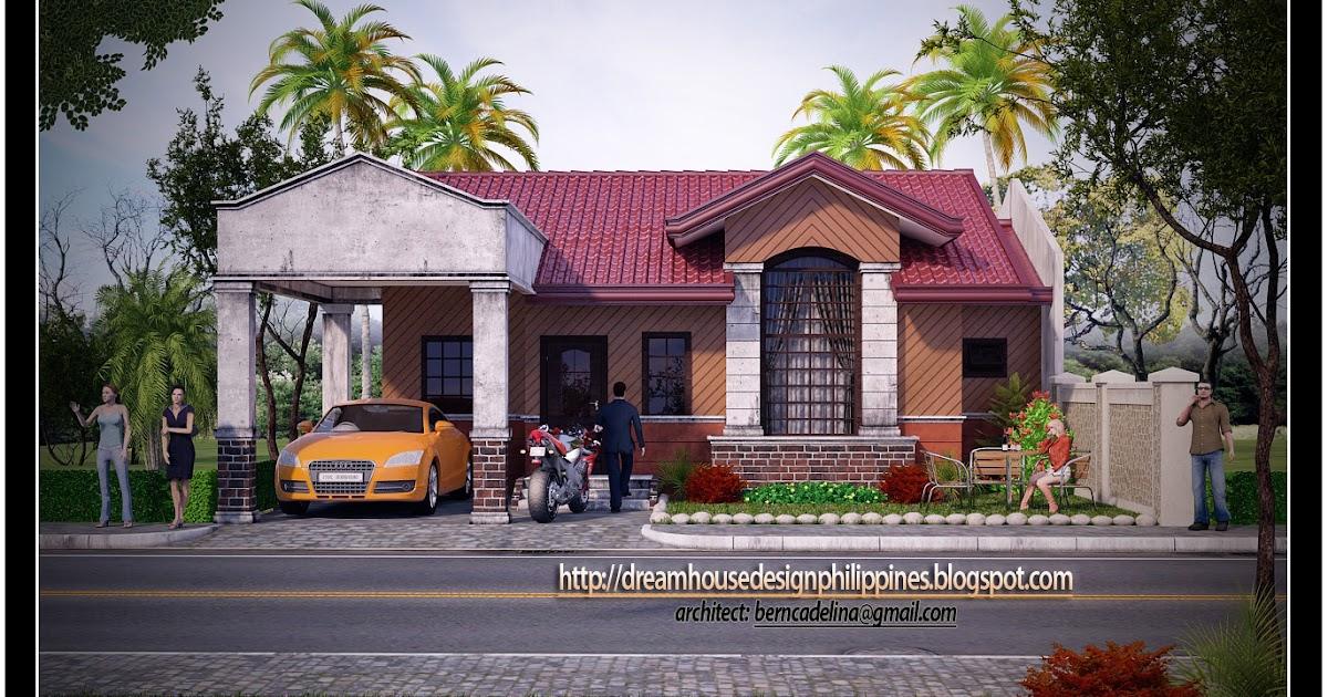 Philippine Dream House Design Bungalow House