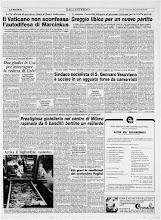 LA STAMPA SERA 17 0TTOBRE 1982