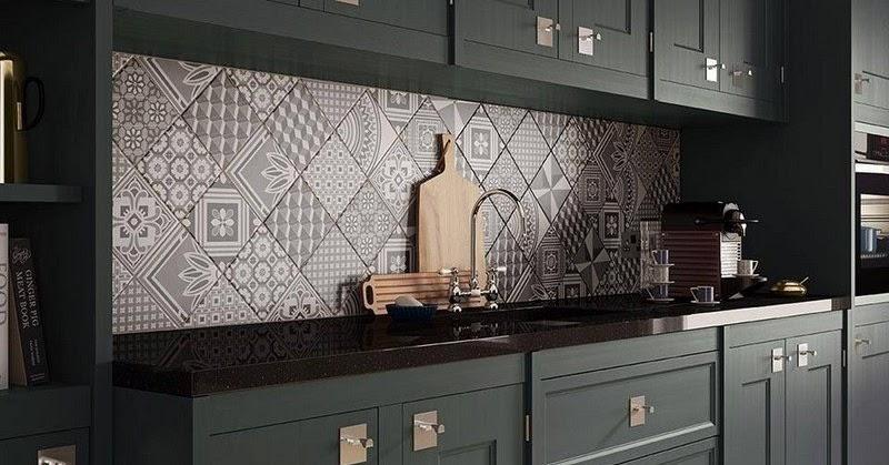 Kitchen backsplash tile designs ideas czytamwwannie 39 s - Stickers credence cuisine ...