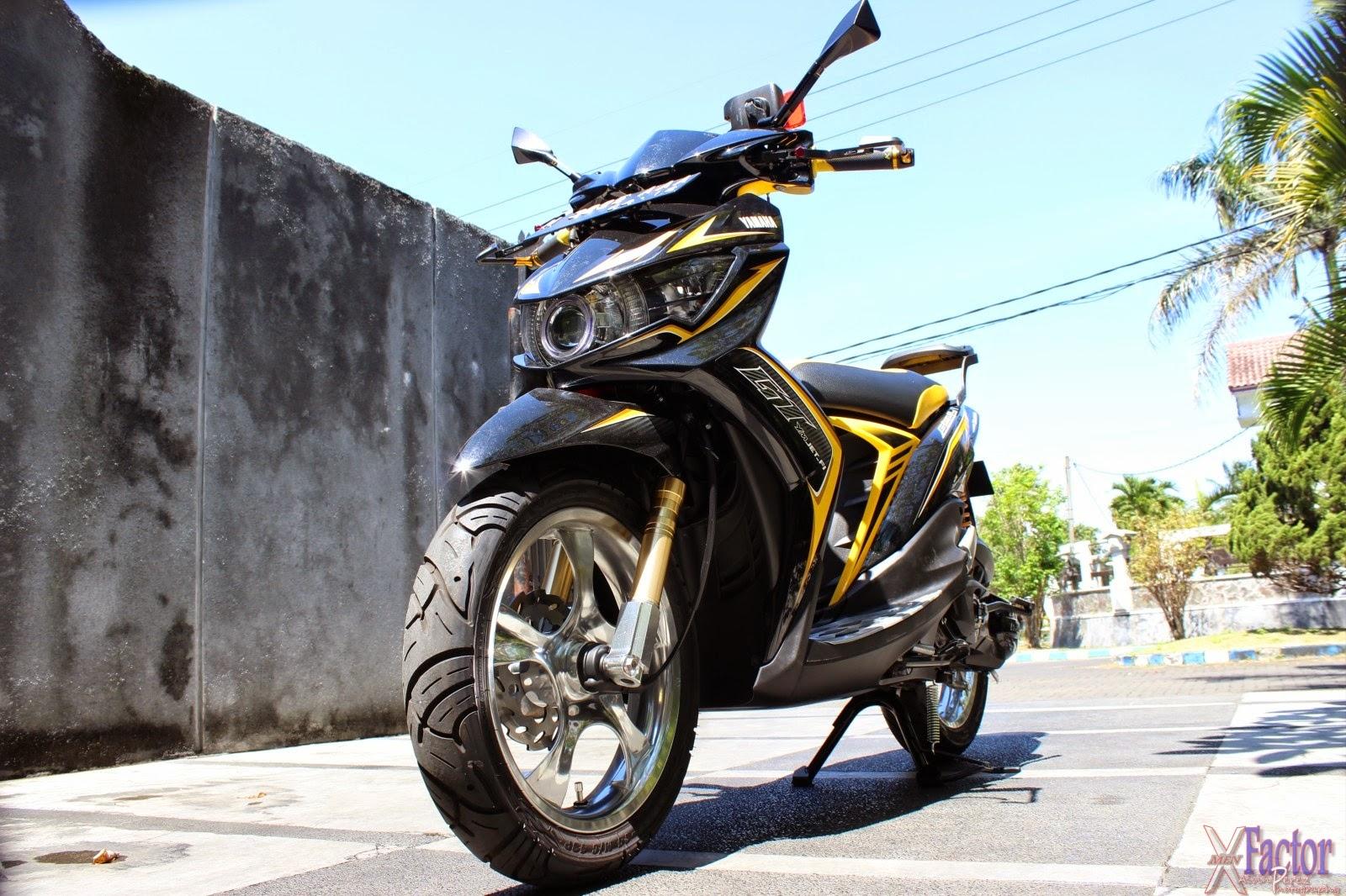 Foto Modifikasi Motor Yamaha Mio Soul Terbaru