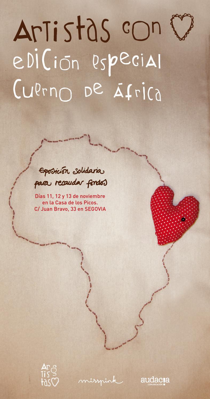 Artistas con ♥ edición especial Cuerno de África/11