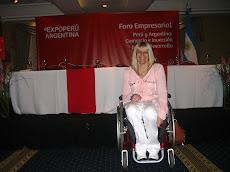 Hotel Emperador. En la Expo Perú - Argentina 2011
