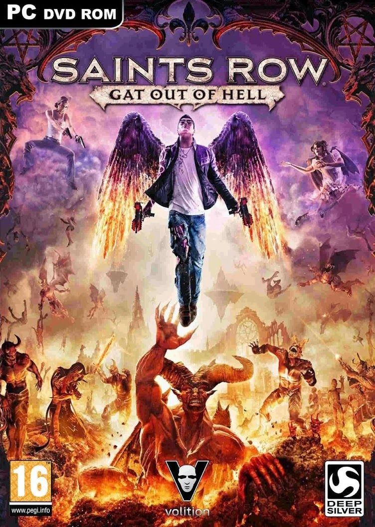 Download - Jogo Saints.Row.Gat.out.of.Hell-RELOADED PC (2014)