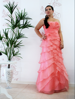Vestido para gorditas 2012