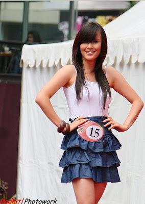 finalis miss indonesia 2011 Nita Sofiani - Jawa Barat