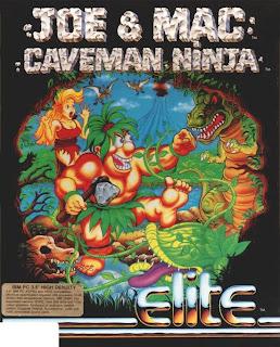 Joe & Mac : Caveman Ninja Joe+and+Mac