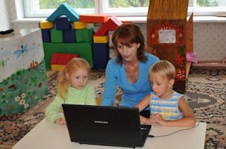 Коррекционная работа с детьми