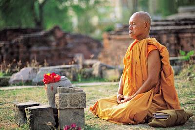 """Буддизм для начинающих: """"Всё составное непостоянно"""""""