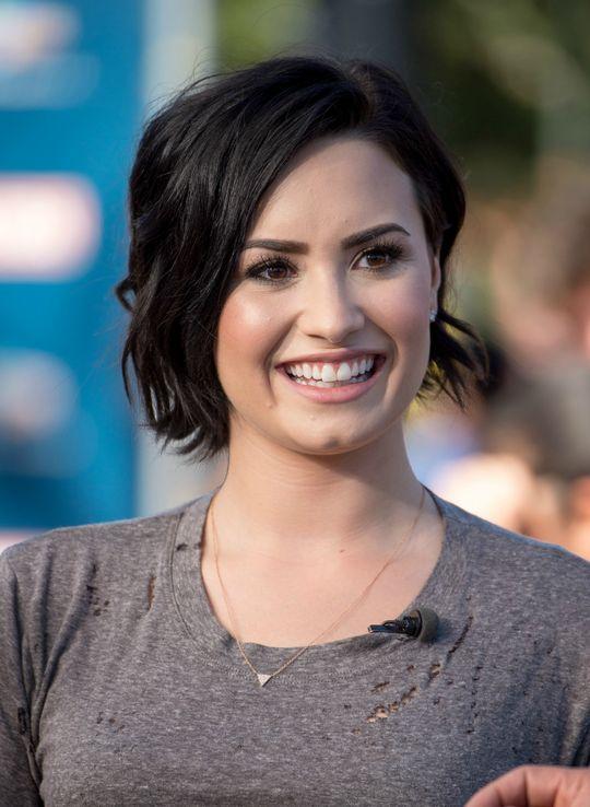 Demi Lovato fights for mental health reform