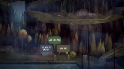 Oxenfree (Game) - Launch Trailer - Screenshot
