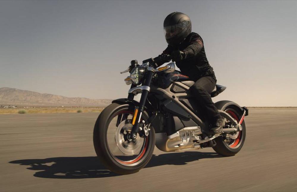 هارلي ديفيدسون تصنع دراجة صوتها يشبه الطائرة النفاثة