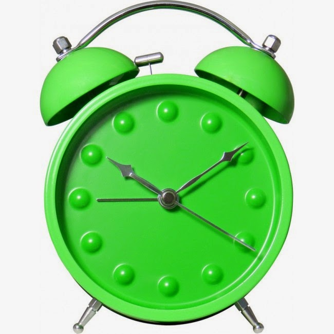 Despertador de Puntos Verdes