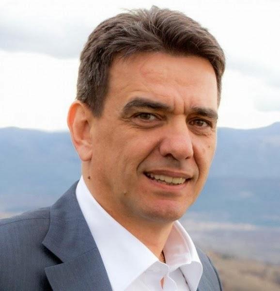 Δήλωση υποψηφιότητας, του Γιάννη Δεληγιάννη, για το Δήμο Κοζάνης