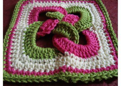 Trico y crochet madona m a gr ficos a crochet ganchillos - Mantas de crochet paso a paso ...