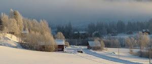 Dimma över byn