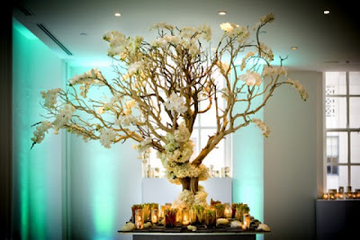 Wedding Tree Centerpieces