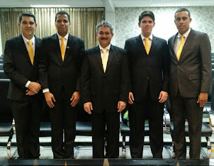 Pr. Presidente Roberto José dos Santos e Superintendência da UMADALPE em 2016