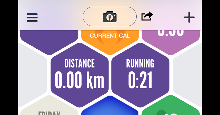 ARGUS 超全面健康管理 iPhone App 漂亮介面追蹤生活作息