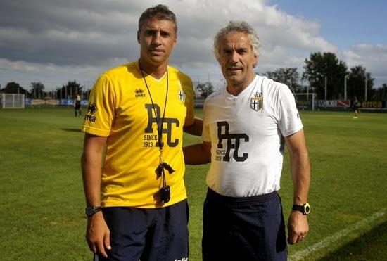 Crespo diperkirakan akan mengambil alih sebagai pelatih Parma Donadoni
