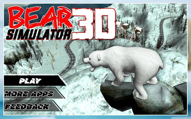 Bear Revenge 3D v1.0 Apk Mod [Dinero]