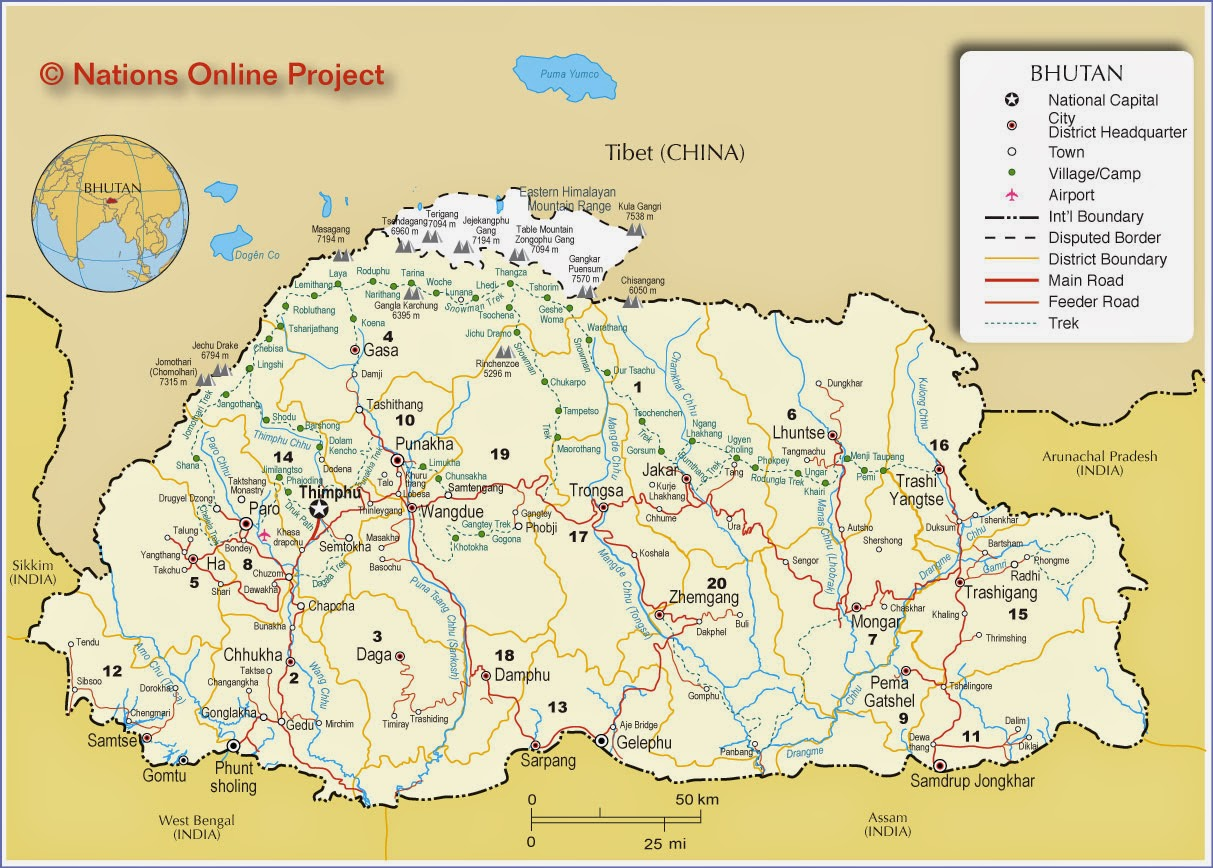 Bhutan indias hydro brother ash think tank bhutan officially the kingdom of bhutan is a small landlocked country at the eastern end of the himalayas historically bhutan has always had very good gumiabroncs Choice Image