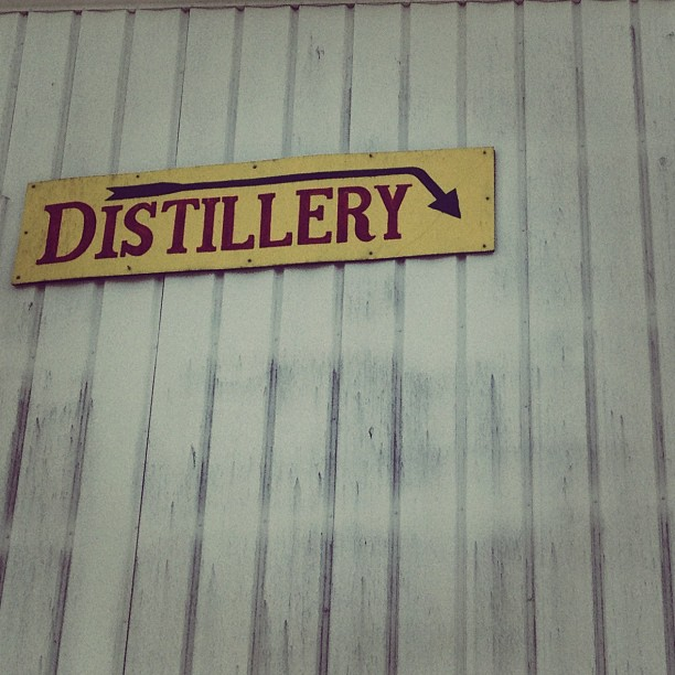 harvest spirits distillery