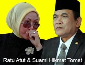 Suami Gubernur Banten Ratu Atut Meninggal Dunia