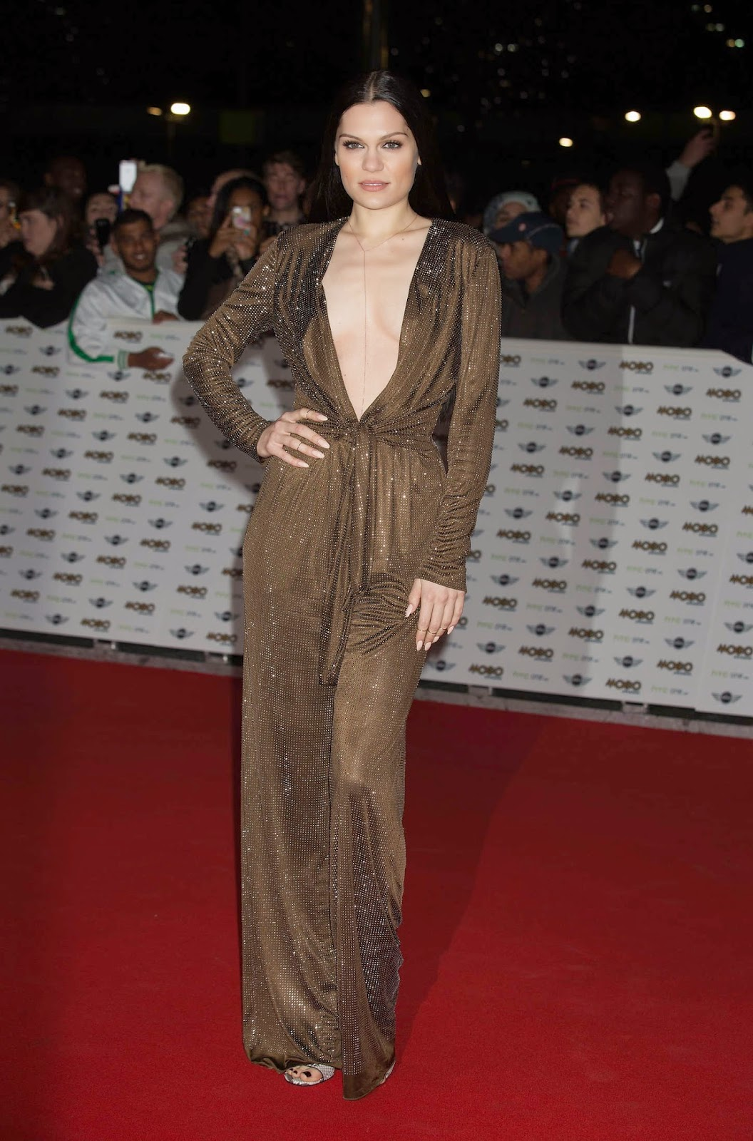 Jessie J – MOBO Awards in London