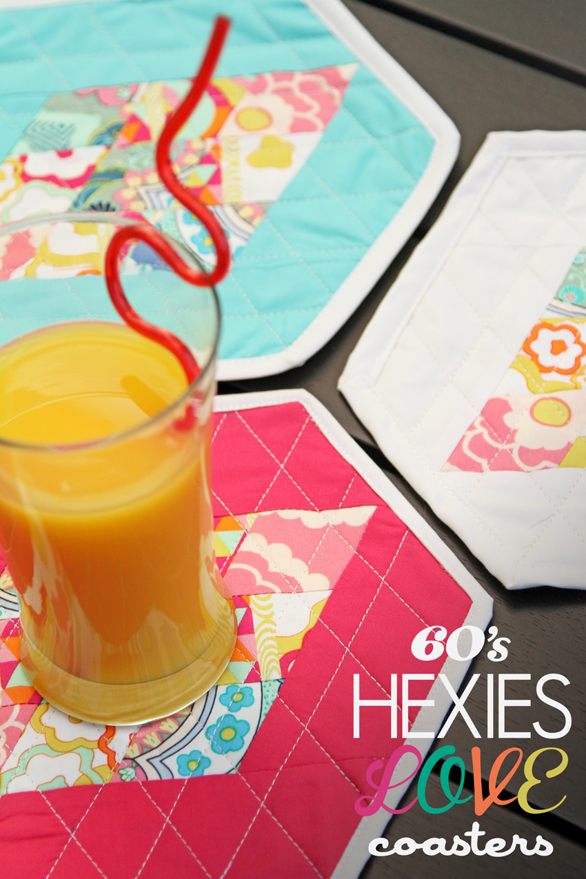 hexie love coasters