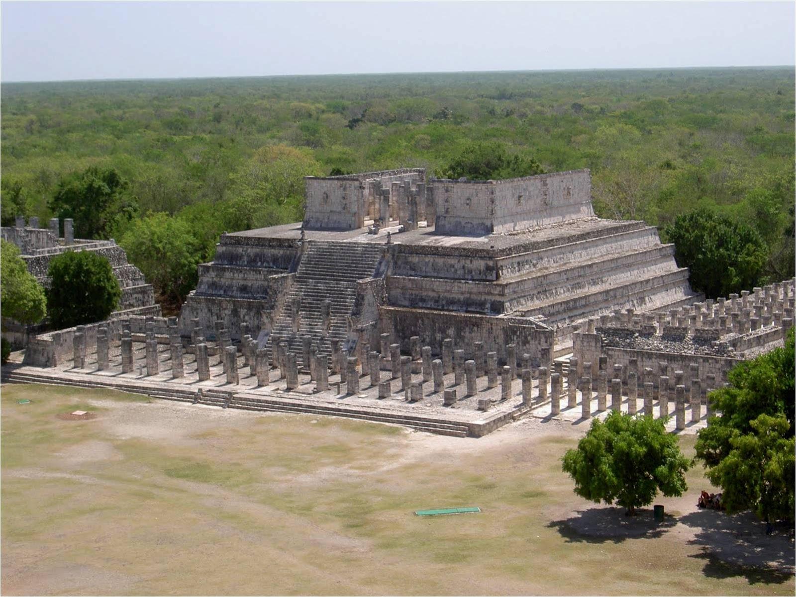 M m 39 s los toltecas for Arquitectura del mundo antiguo