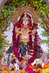 ISKCON Temple Nandagram (Uttar Pradesh), India
