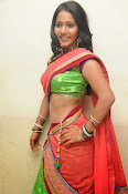 Mithra half saree photo shoot-thumbnail-18