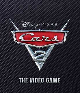 Cars 2: The Video Game Logo
