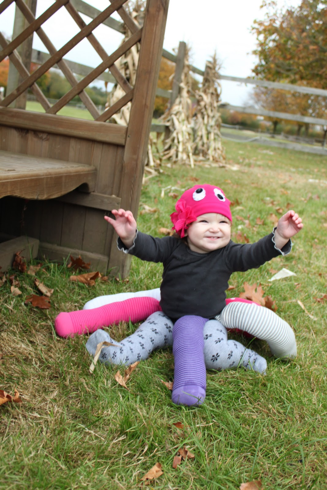 baby octopus costume diy | a young wife's tale