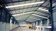atap penerangan fiberglass