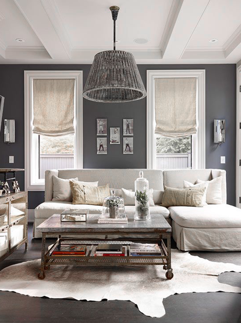 Grey Living Room Wall Colors