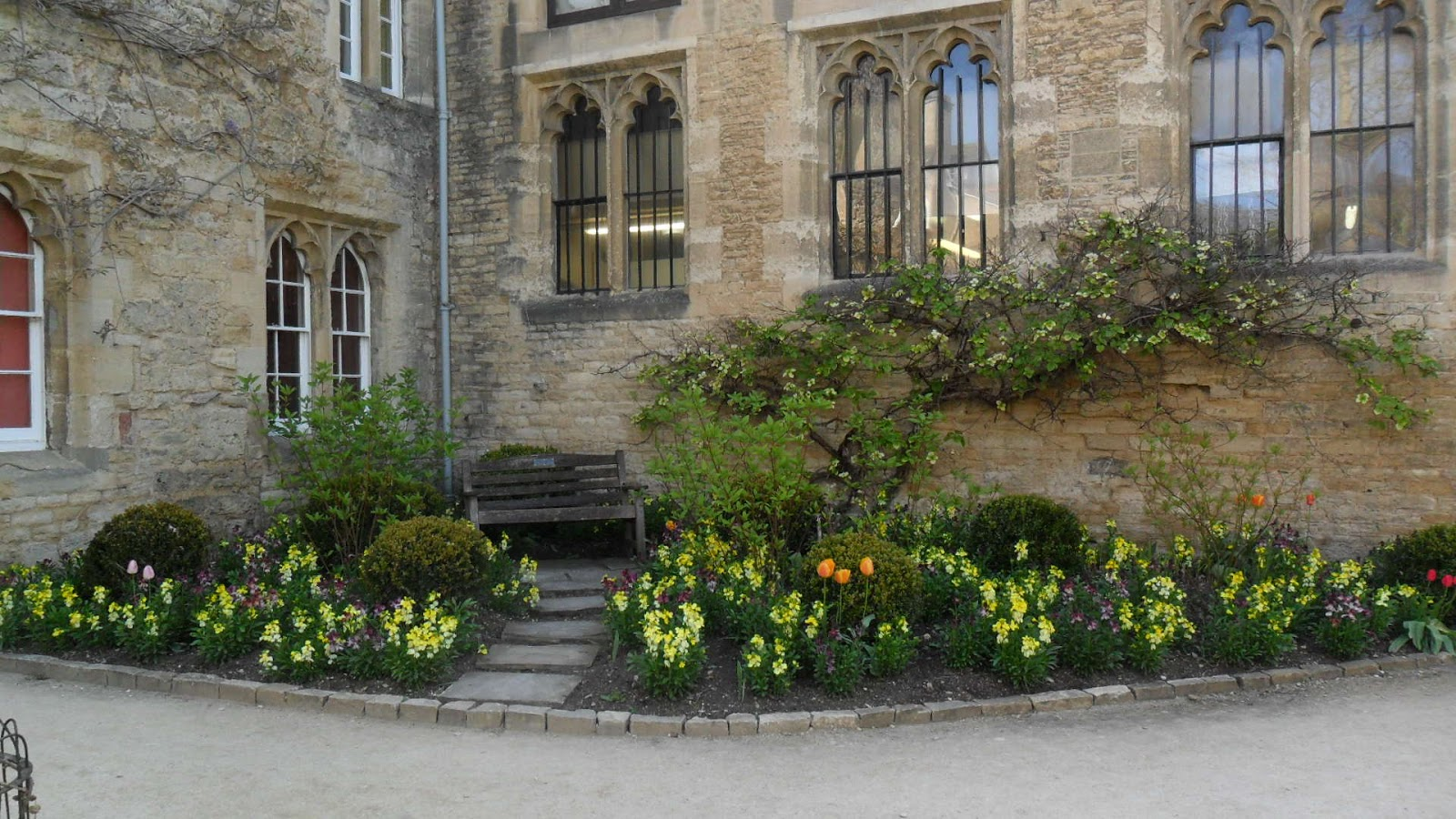 Worcester College Gardeners This Year 39 S Theme Is 39 The