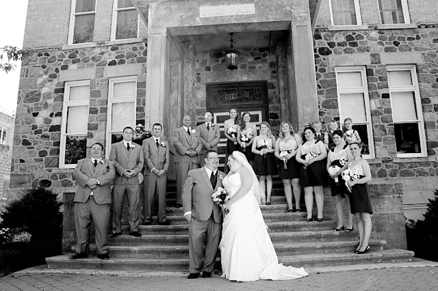Walkerton Wedding Photographer