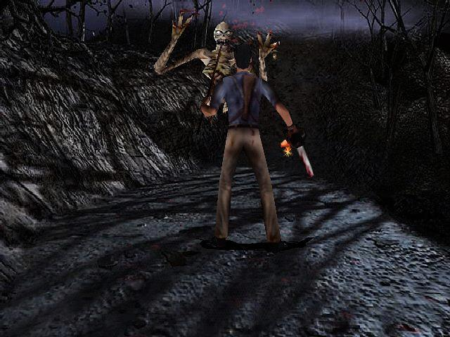games Evil Dead Hail To The King