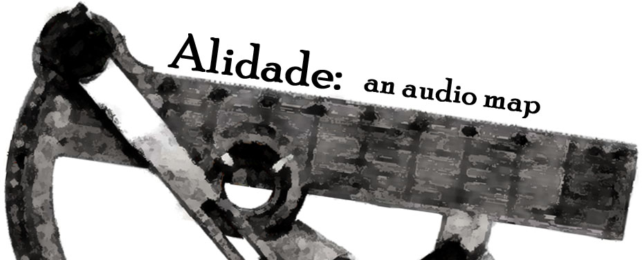 Alidade: an audio map