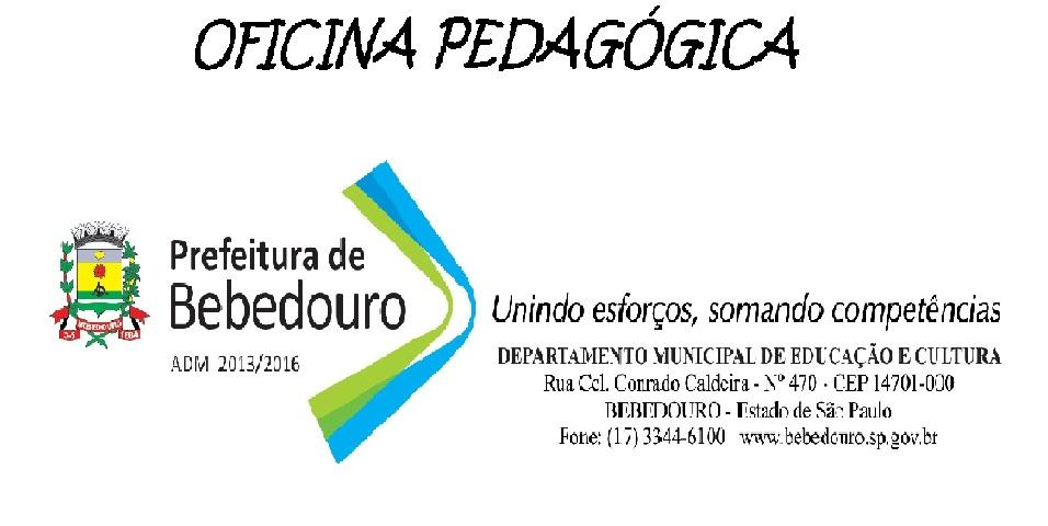 Oficina Pedagógica
