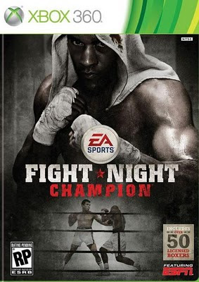 Lançamentos 2012 Downloads Fight Night Champion – XBOX 360