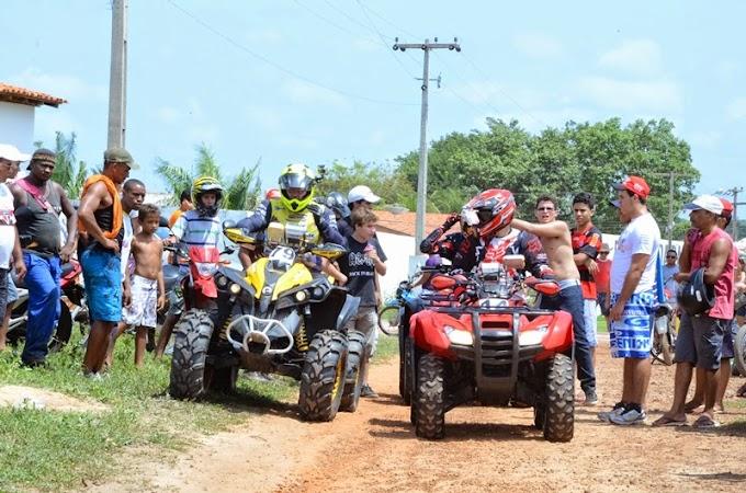Caxias dá a largada para a maior competição de regularidade de moto do interior do MA nesta sexta