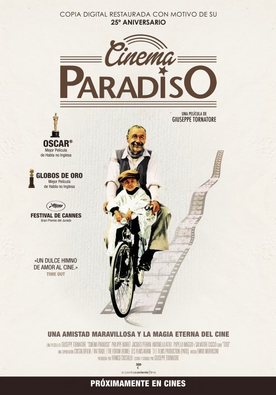 Cinema Paradiso Sheet Music