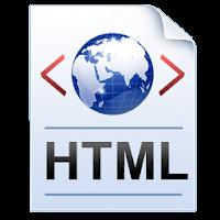 html language image