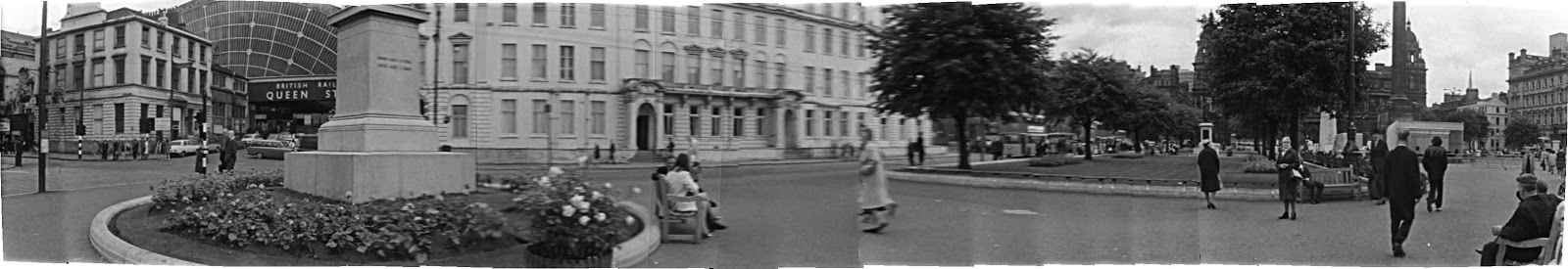 Mirror (1970), Glasgow