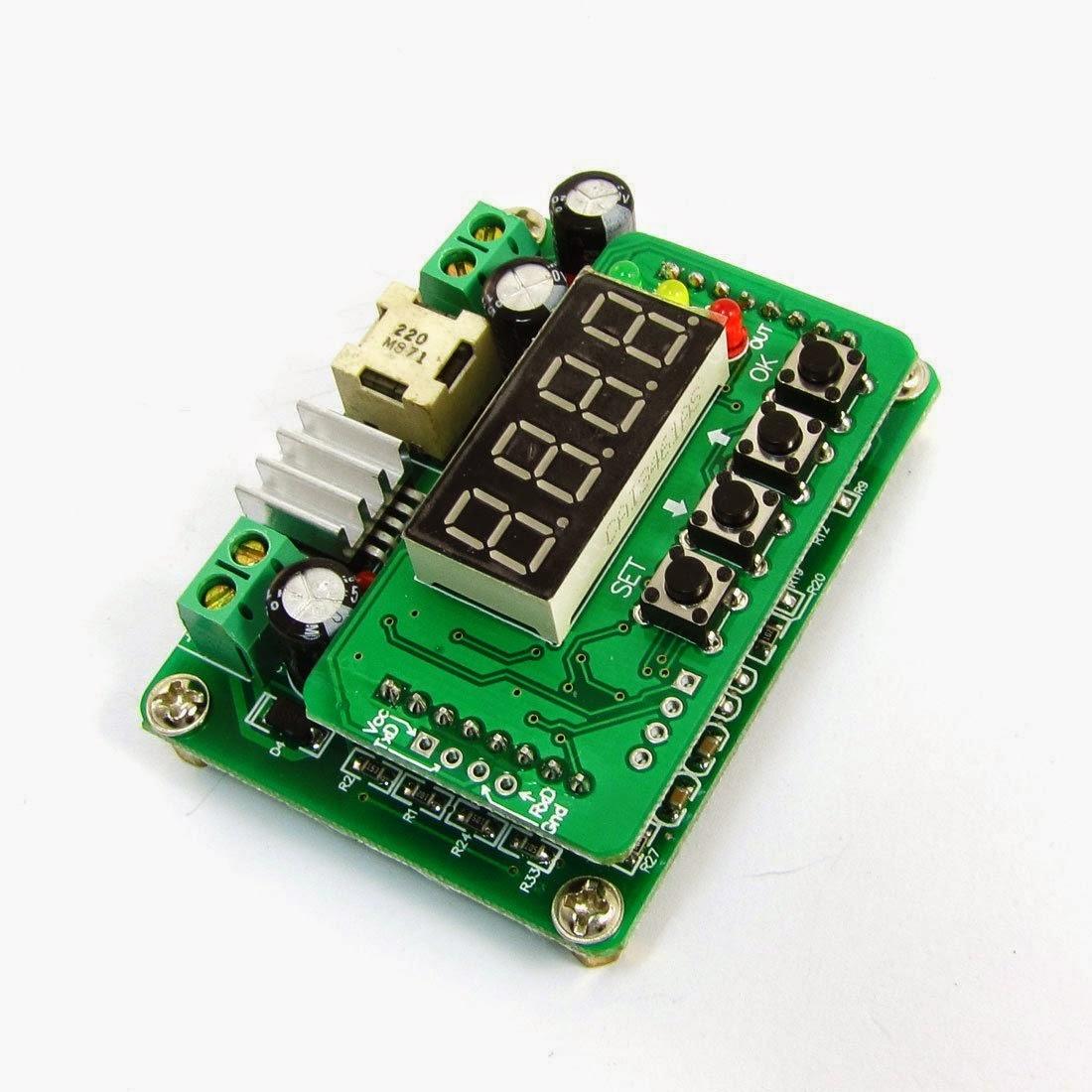 Public circuits tagged pwm - CircuitLab
